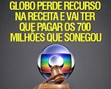 Receita Federal aperta Rede Globo