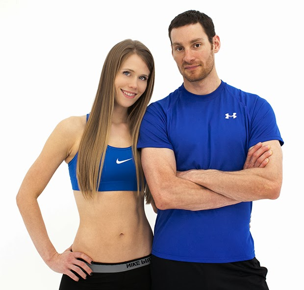 FitnessBlender- Daniel a Kelly