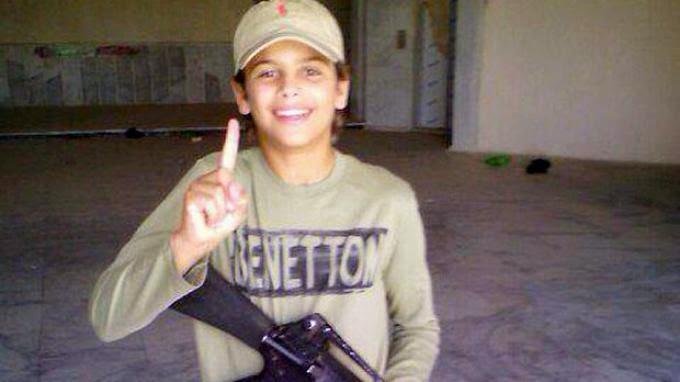 Remaja 13 Tahun Merupakan Pejuang Termuda Mati Dalam Perjuangan ISIS