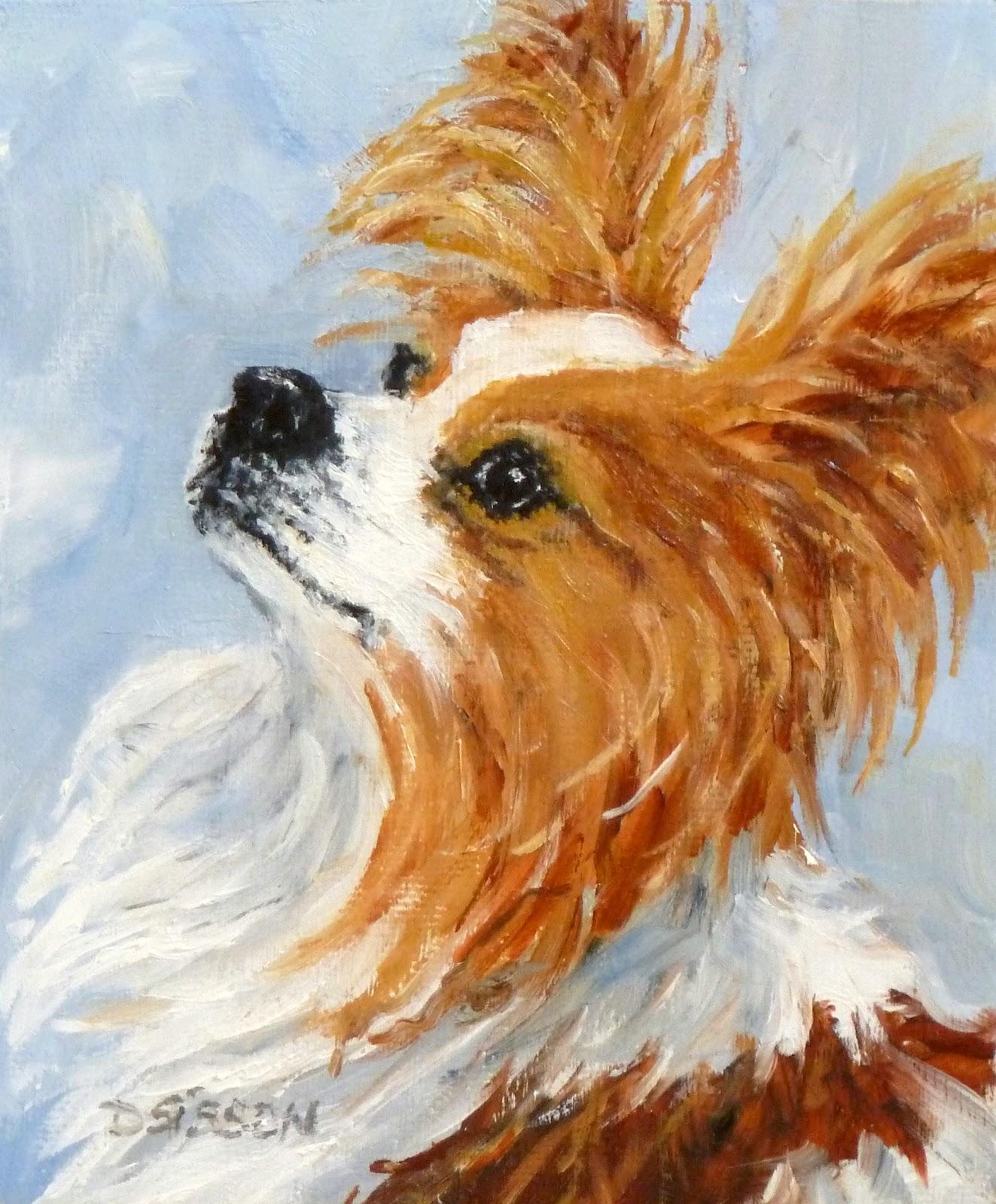 pet portrait painter