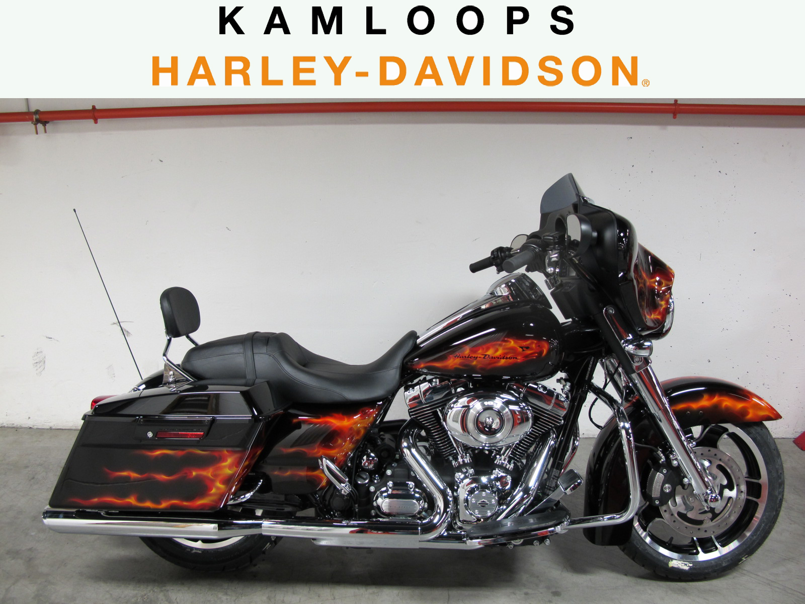 2012 FLHX 103 Custom Painted Street Glide (SOLD)