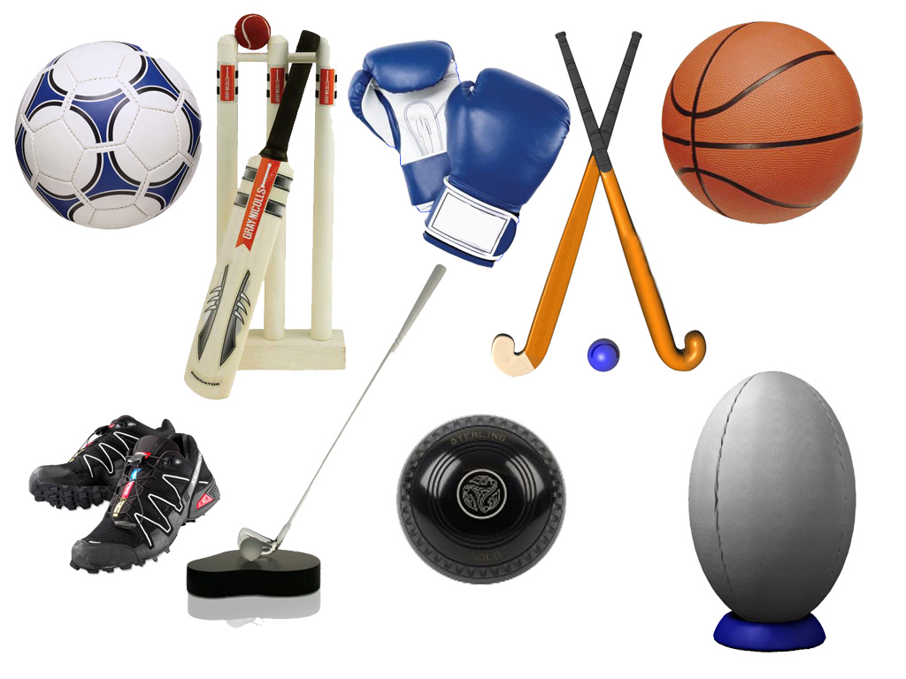 Sports equipment outlet uk