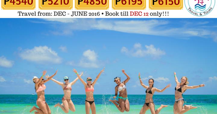 Cebu Bohol Tour Package With Airfare