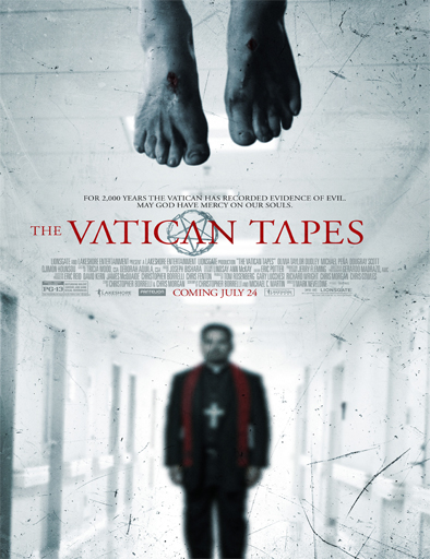 Ver The Vatican Tapes (Exorcismo en el vaticano) (2015) Online