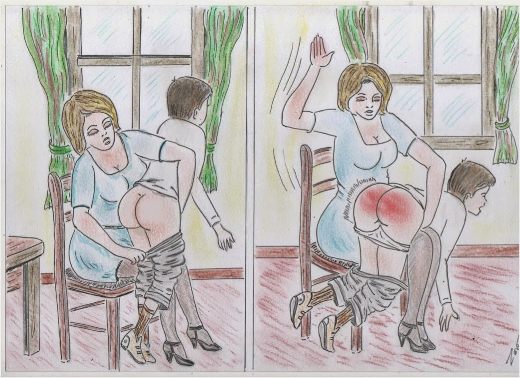 Otk spankings 1 naughty boys get spanked