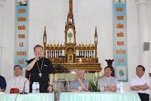 Hội Đồng Giám Mục Việt Nam cứu trợ tại Giáo xứ Đông Yên và Quý Hòa