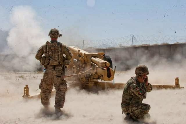 Military News - 33,000 troops to go: 1-star outlines Afghanistan drawdown
