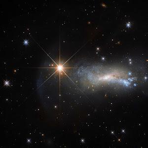 NGC 7250 & estrela TYC 3203-450-1