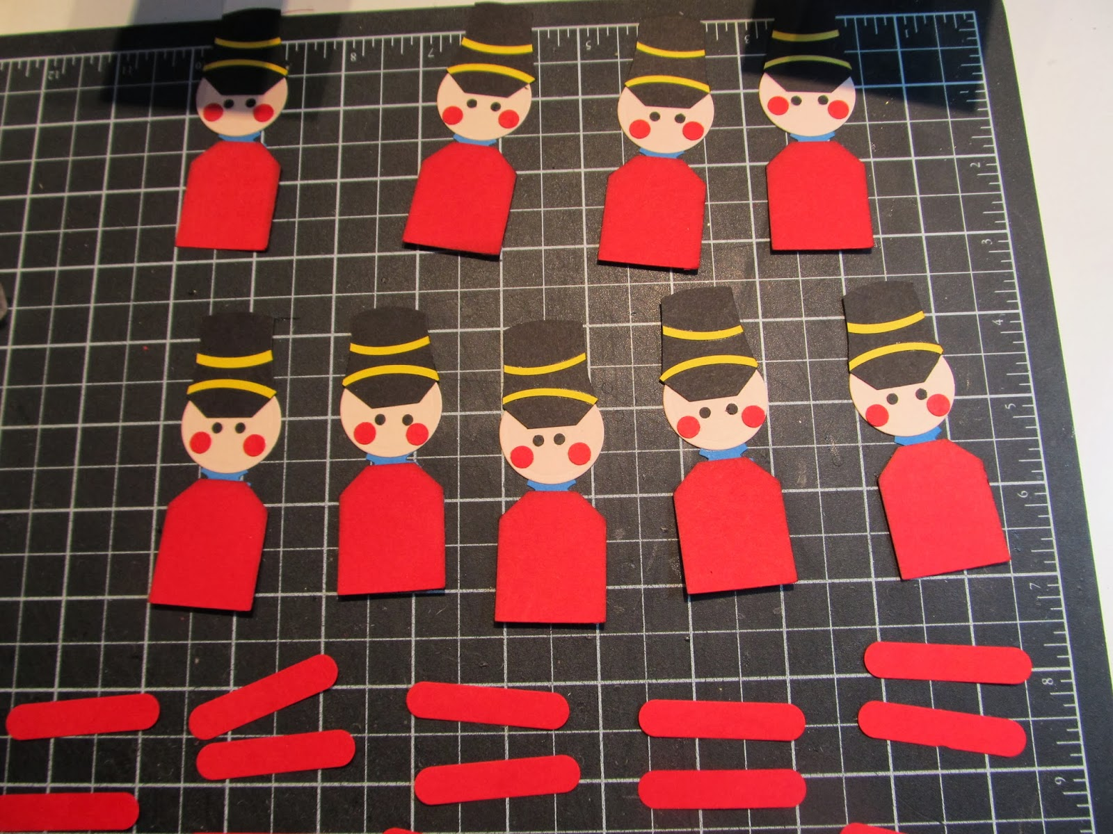 Calla Lily Studio Blog: Christmas Card in a Box!