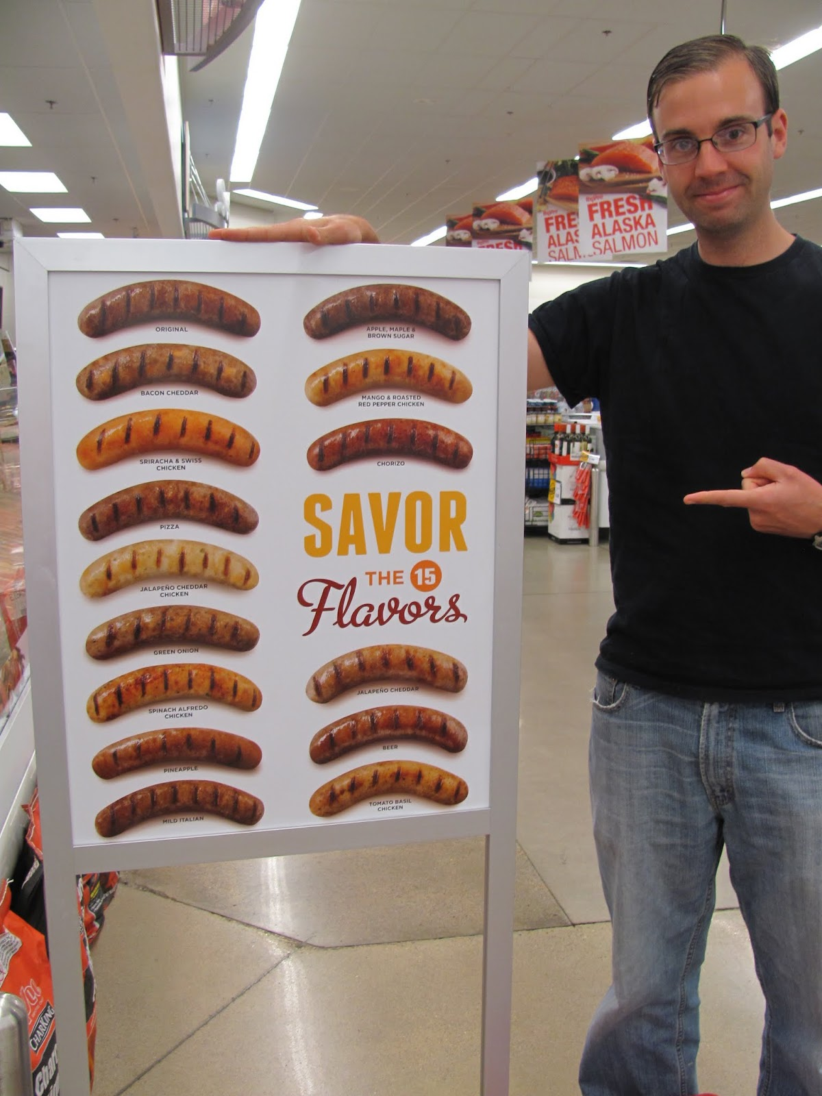 Sausage Selection