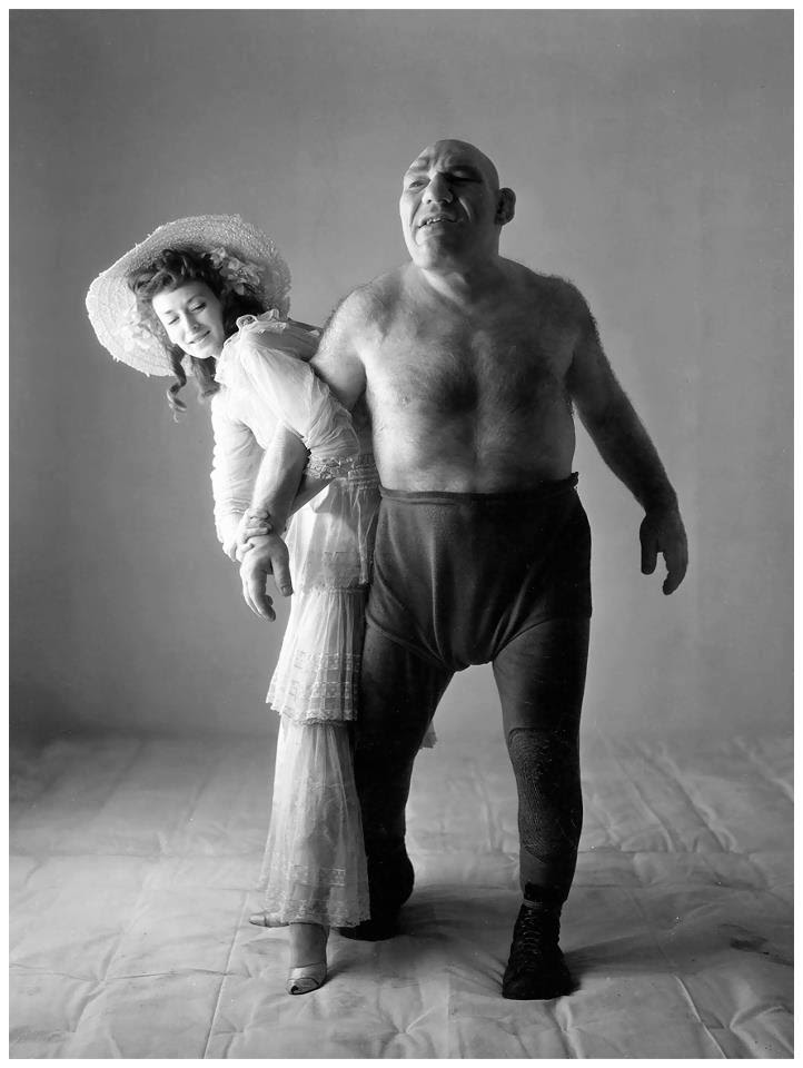 Ultimate Collection Of Rare Historical Photos. A Big Piece Of History (200 Pictures) - The real Shrek