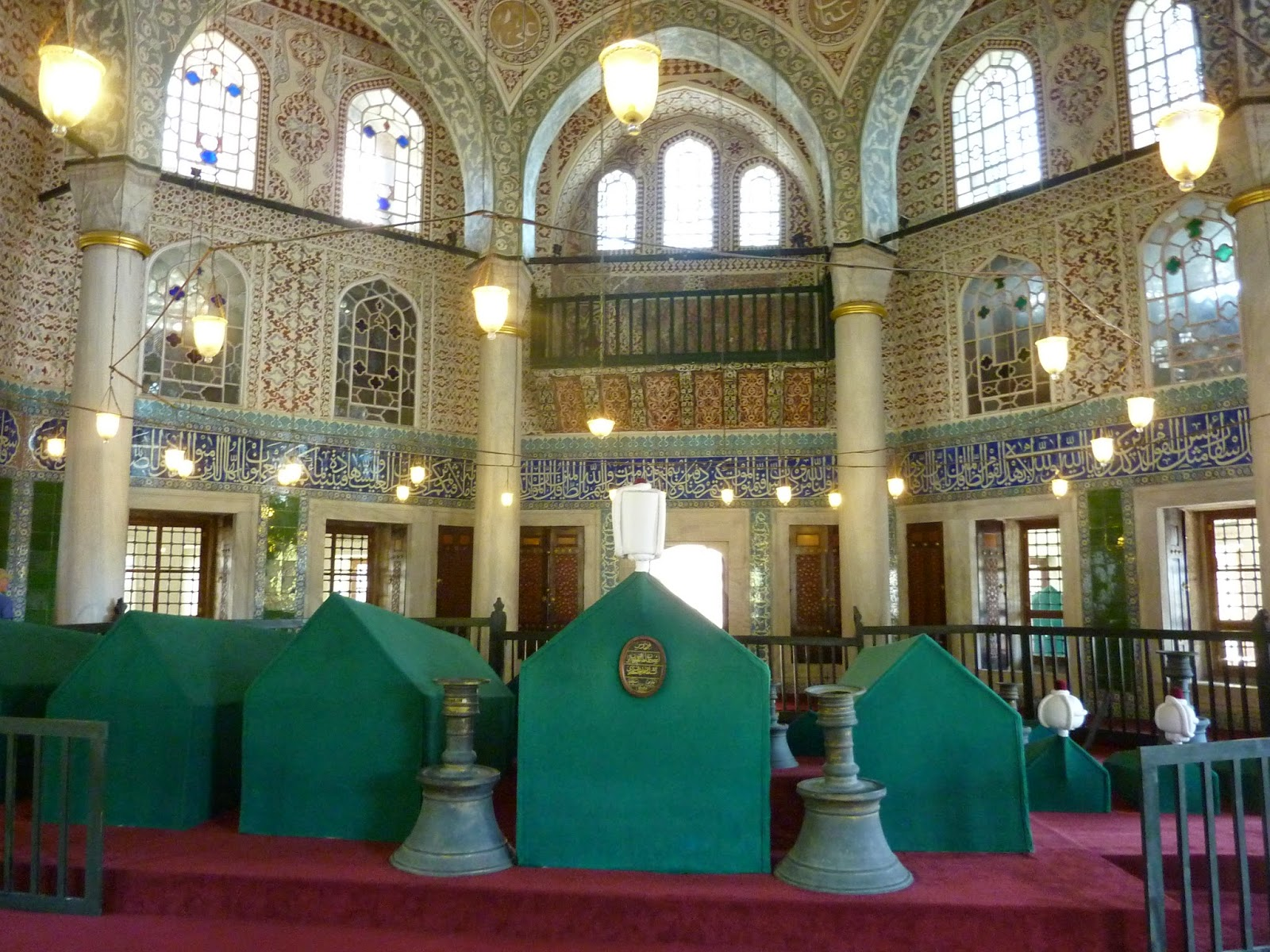 Patapan Art: Day 2 Istanbul: The tombs of 5 Ottoman ...