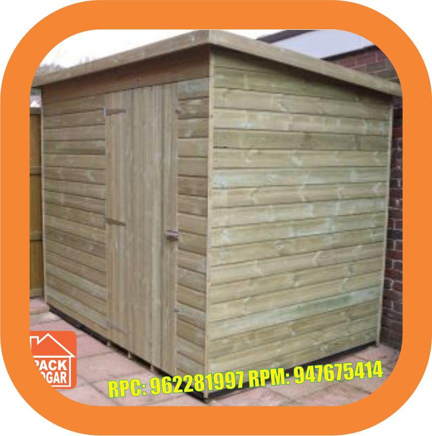 Casetas de madera para organizar tu jard n peru - Casetas de herramientas ...