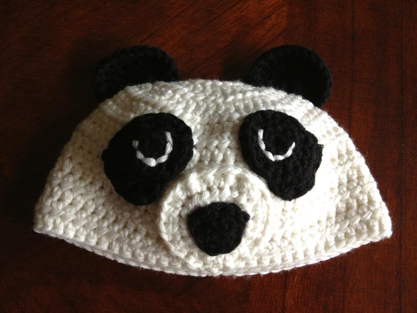 Illuminate Crochet: Sleepy Panda Baby Set