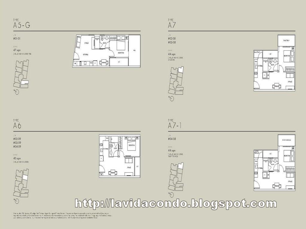 La vida site floor plan for Site floor plan