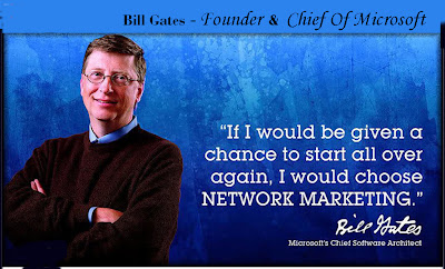Bill Gates Network Marketing Bill Gates Quote Network