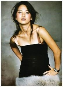 Foto Song  on Sebuah Foto Song Hye Kyo Boleh Membuat Heboh Masyarakat Korea Terutama