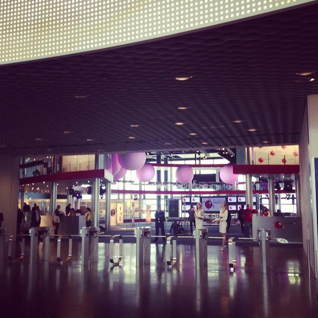 Baselworld 2013 - Entrance to the Global Brands Hall 1.0 ©www.greenpebblesblog.com