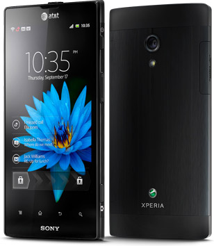xperia ion lte hands on reivew release launch