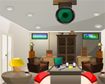 Wall Clock Room Escape Juegos