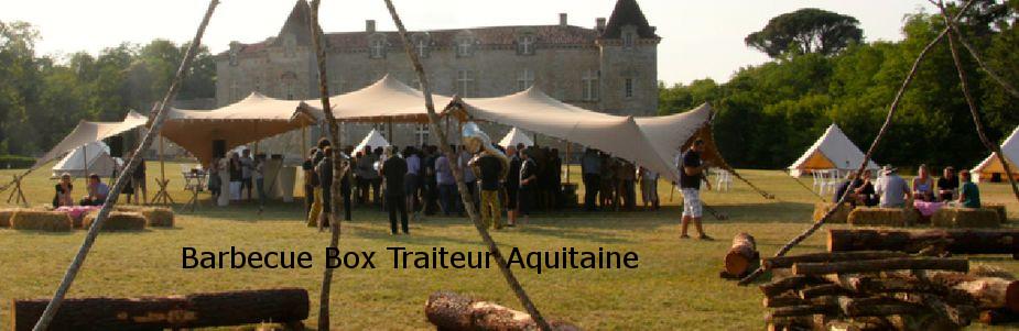 Barbecue Box traiteur Aquitaine