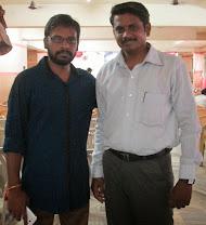 குக்கூ திரைப்பட இயக்குனர் ராஜுமுருகனுடன்!
