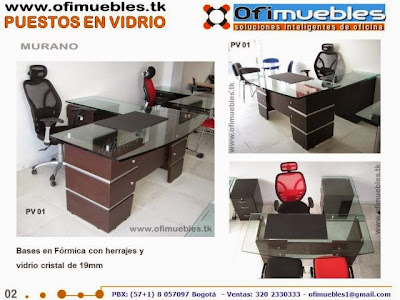 Ofimuebles colombia muebles para oficina for Muebles oficina colombia