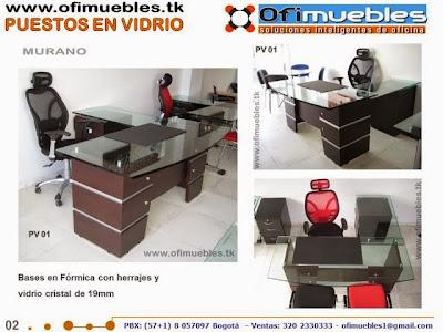 Ofimuebles colombia muebles para oficina for Muebles de oficina guatemala