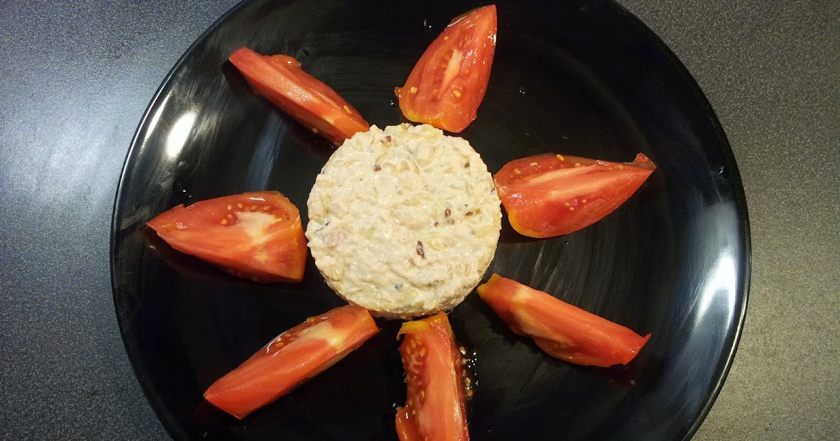La cuisine de mimi salade de riz au thon et la - Cuisiner du thon en boite ...