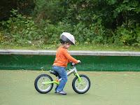 Balance Bikes, Center Parcs