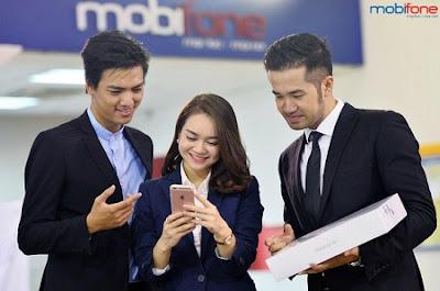 Mobifone tặng Iphone 6S Macbook Air khi roaming quốc tế