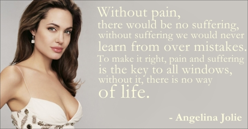 angelina jolie quotes on life - photo #5