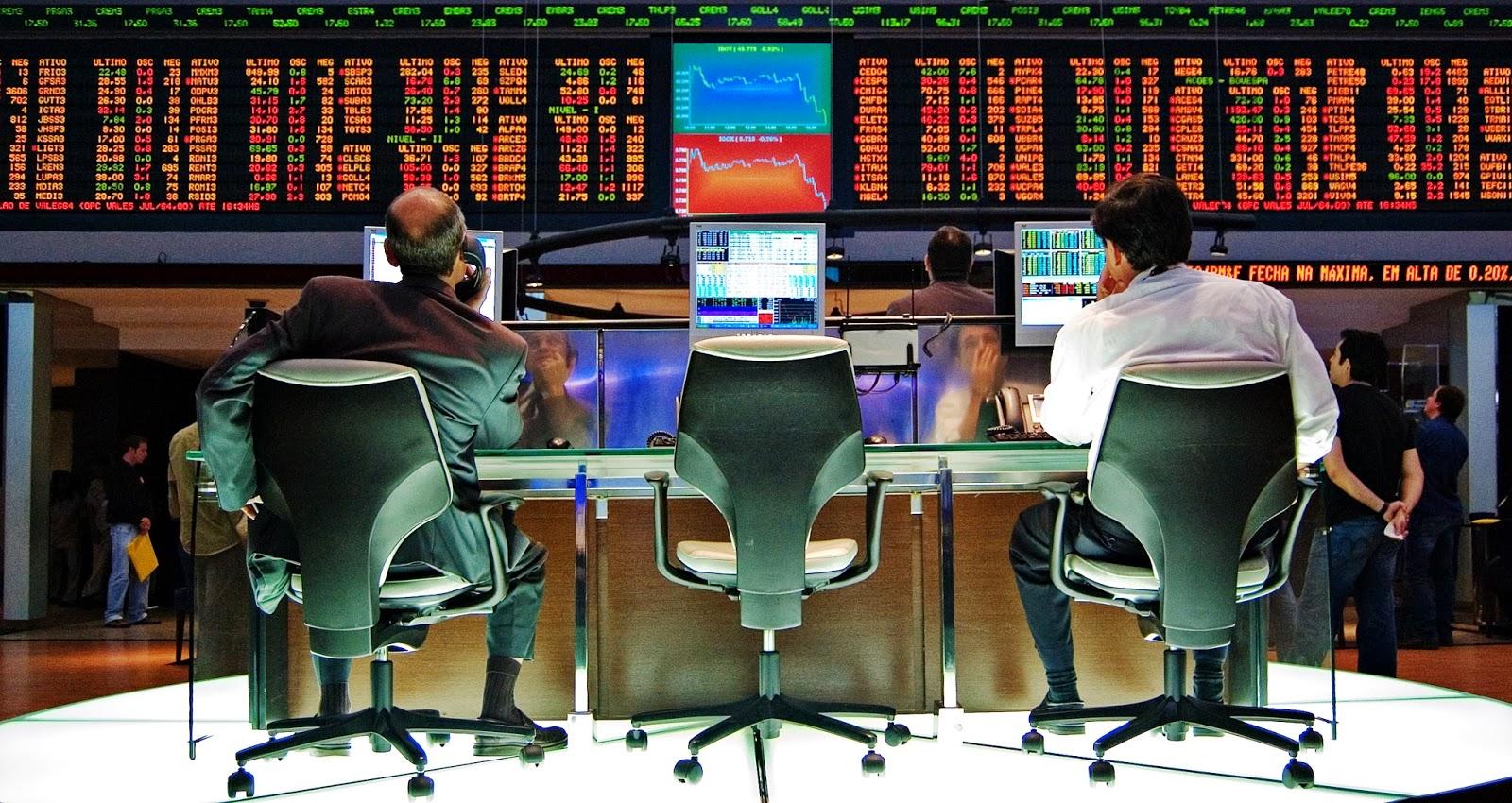 Investimentos Inteligentes - Comprando Ações e Câmbio