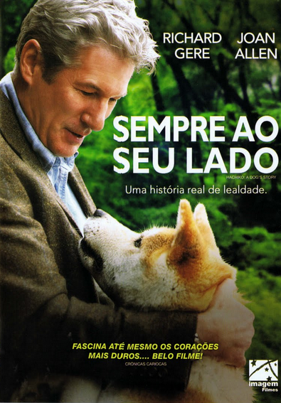 Filme Sempre Ao Seu Lado Dublado AVI DVDRip