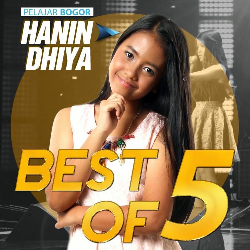 Lagu Versi Hanin Dhiya Rindu Setengah Mati (D'Masiv)