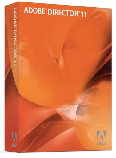 Adobe Director 11.5 for Mac (1 cd)