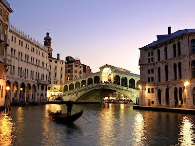 venice, venezia, kota apung, kota romantis, italia