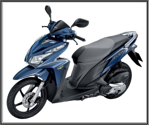 the indonesia honda click 125i with another name is honda vario techno
