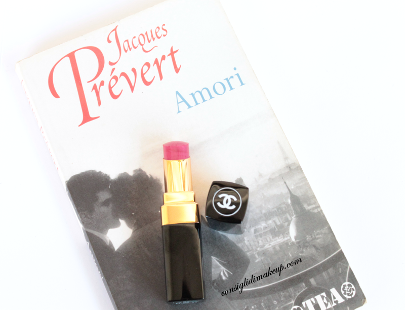 recensione swatches collezione etats poetiques chanel