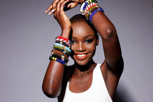 free ebony woman