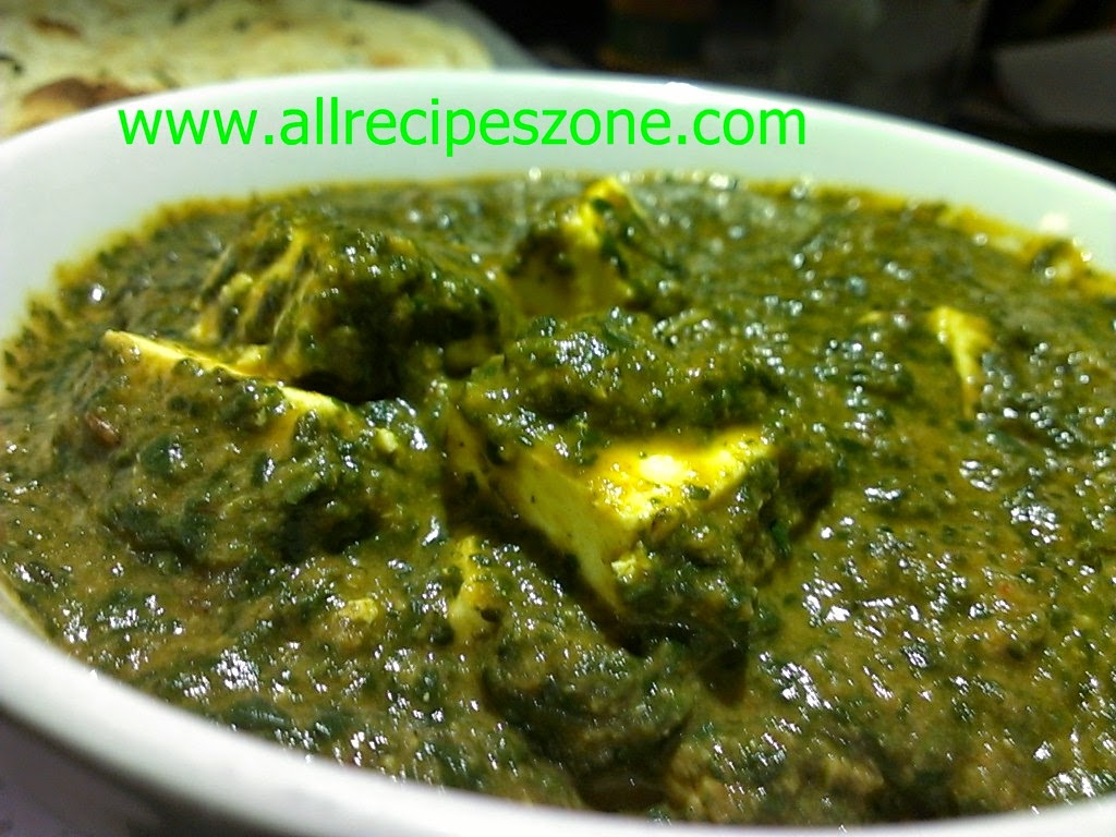 Best palak paneer recipe north indian vegetarian curry all recipes best palak paneer recipe north indian vegetarian curry forumfinder Images