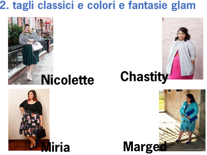 blogger trend ladylike glam plus size e curvy