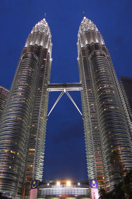 Tours Petronas - Kuala Lumpur