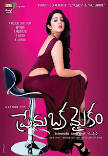 Prema Oka Maikam Movie Wallpapers