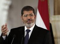 الرئاسة: مرسي يجدد احترام مصر لمعاهداتها الدولية