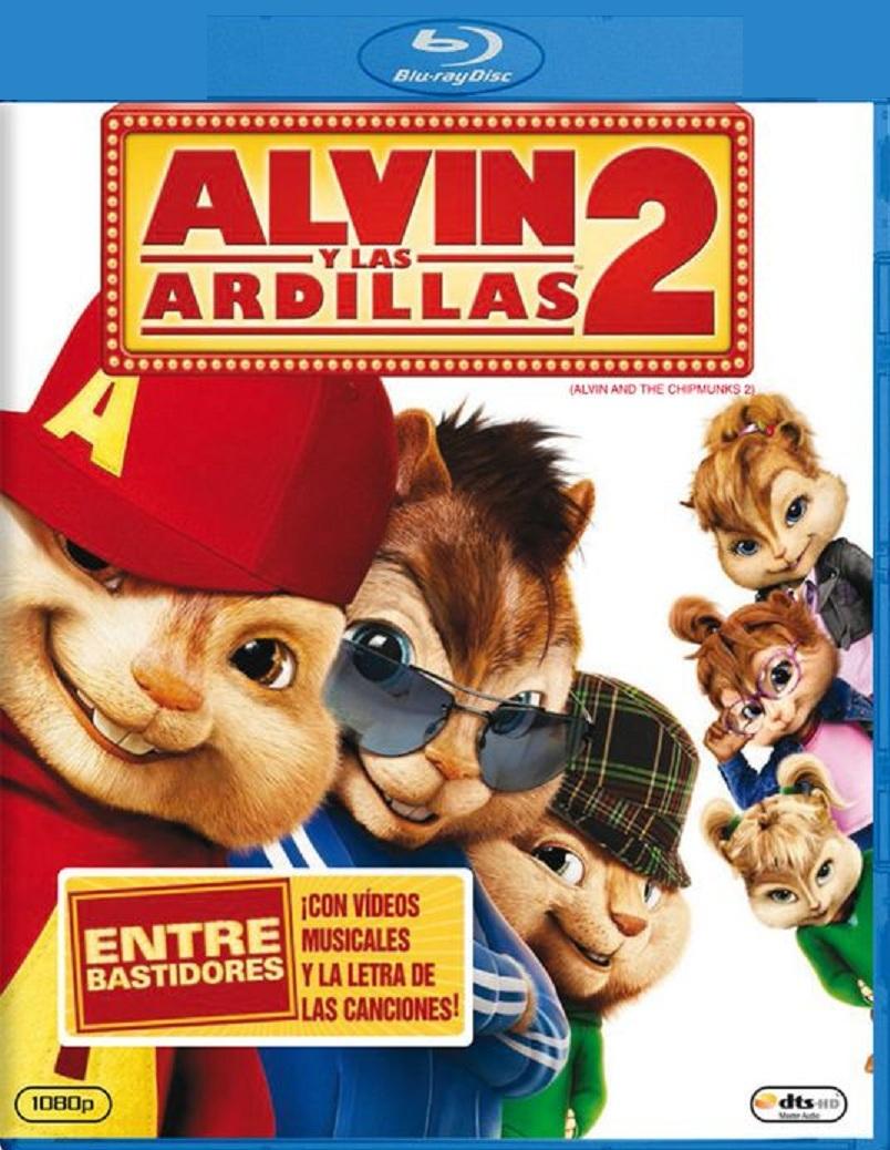 Luchobluray for Alvin y las ardillas