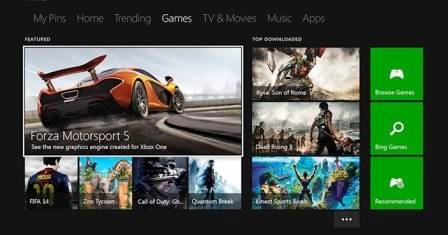 Microsoft Xbox Live Marketplace Game Store
