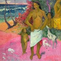 Art Inspired: Paul Gauguin