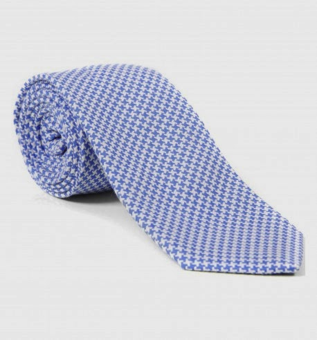 CORBATA PATA DE GALLO HACKETT