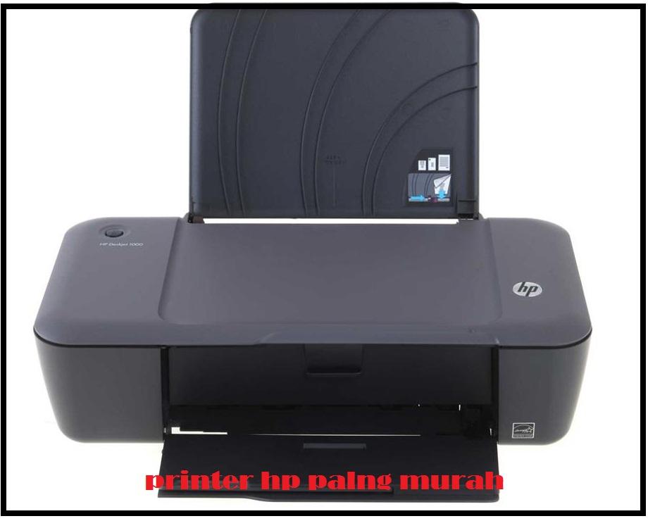Referensi Harga Printer Hp Murah 300 Sd 500 Ribuan D1000